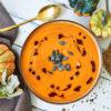 Feurige Kürbissuppe mit Chili und Ingwer Yasemin Wüstenhagen