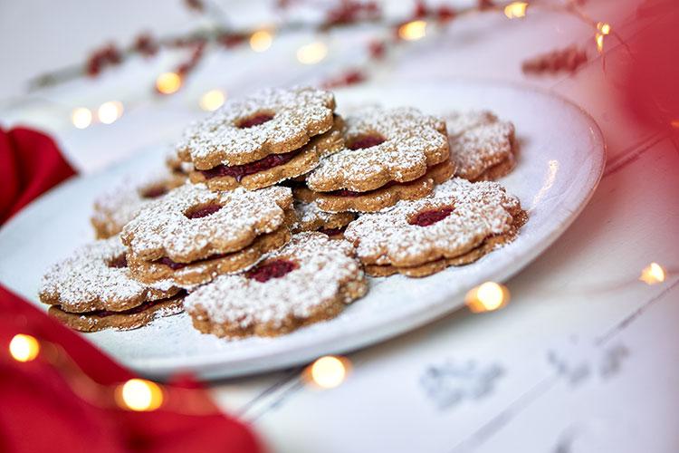 Vegane Hildabrötchen – ohne Zucker und Gluten Yasemin Wüstenhagen Weihnachten