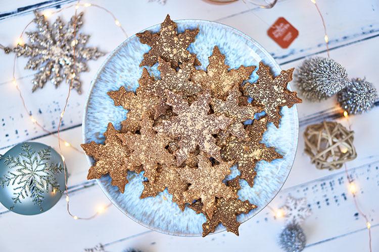 Vegane Chai-Plätzchen – ohne Zucker und Gluten Yasemin Wüstenhagen Weihnachten