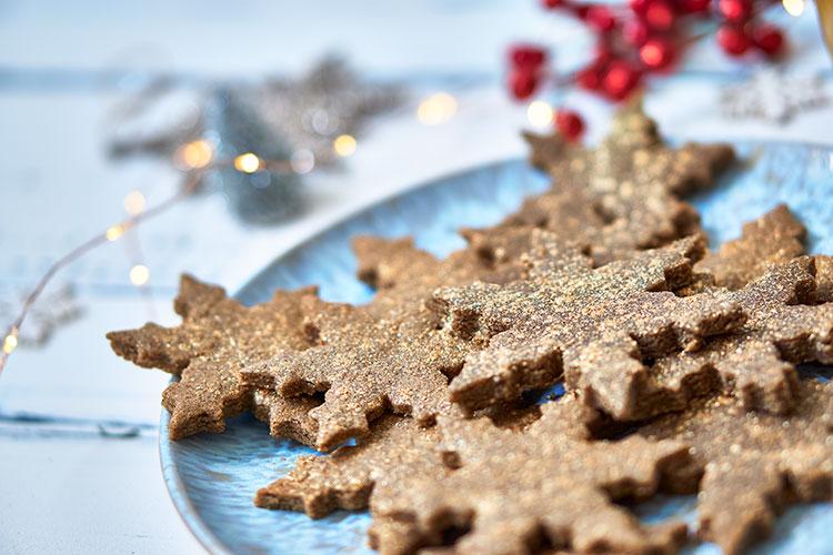 Vegane Chai-Plätzchen – ohne Zucker und Gluten Yasemin Wüstenhagen Weihnachtskekse