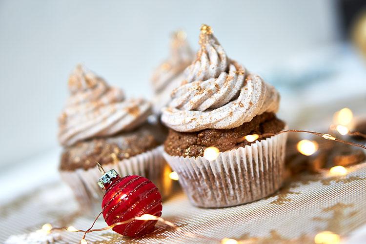 Vegane Chai-Cupcakes ohne Zucker und Gluten Yasemin Wüstenhagen Fräulein Schulterfrei