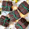 Vegane After-Eight-Muffins ohne Zucker und Gluten Yasemin Wüstenhagen Weihnachten