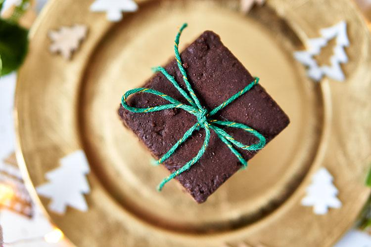 Vegane After-Eight-Muffins ohne Zucker und Gluten Yasemin Wüstenhagen Geschenk