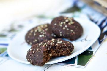 Vegane Hanf-Cookies ohne Zucker Yasemin Wüstenhagen glutenfrei