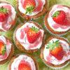Vegane Rhabarbermuffins ohne Zucker Yasemin Wüstenhagen