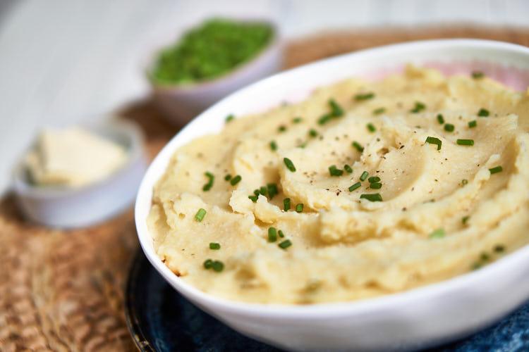 Veganes Blumenkohl-Kartoffelpüree Yasemin Wüstenhagen