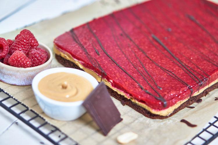Peanut Butter Jelly Bites Yasemin Wüstenhagen